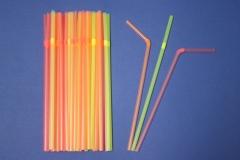 Люминесцентная гофра 4,8 мм, длина 21 см
