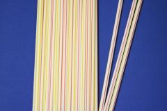 Фрешка полосатая 6,8 мм, длина 21 см